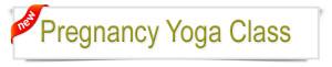 New Pregnancy Yoga Bedfordshire class